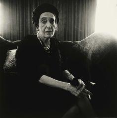 Diane Arbus, Woman in a Turban, N.Y.C., 1966