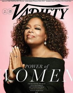 Oprah Winfrey Covers VARIETY & Reveals The Best Business Advice She Received   The Young, Black, and Fabulous®