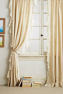 Ombre Lace Curtain #AnthropologieEU #PinToWin