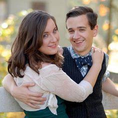 Engagement Photos at Old World Wisconsin | Affichomanie