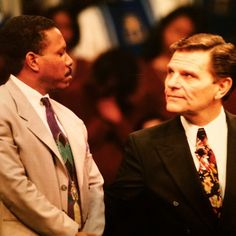 #Tbt My spiritual dad, #Kenneth Copeland and I #WorldChangers