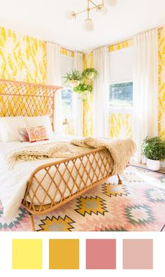 Here Comes the Sun: 5 Happy Palettes Where Yellow is the Star — Palette Pleaser