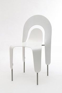 Unique Design (4 Legged Chair) Jean Tobie