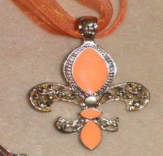Fleur De Lis Necklace - m (gold). Starting at $8 on Tophatter.com!