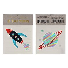 Space Tattoos