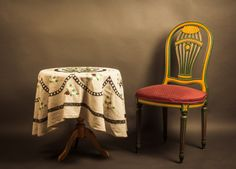 Table and chair by Bojan Petrovic on 500px