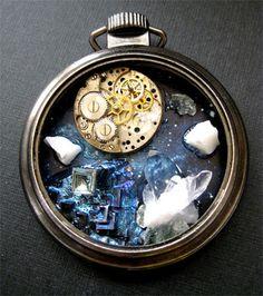 きらら舎標本箱 - 時計の中の銀河 記憶を売る店ヴァージョン