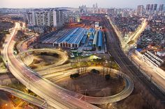 Seoul, Guro Industry Complex.