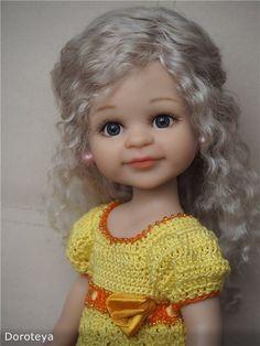 Клеопатра, а ласково просто Клёпочка. ООАК куклы Паола Рейна, Paola Reina / Paola Reina, Antonio Juan и другие испанские куклы / Бэйбики. Куклы фото. Одежда для кукол