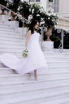 Miss Dior Advert - Natalie Portman Wedding Film (Vogue.co.uk)