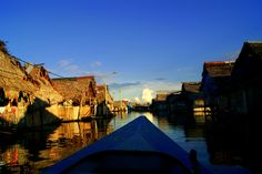 Iquitos, Peru.. Been on my list for years now.