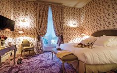In my dreams ~ Luxury hotel in Bordeaux with lovely rooms | La Grande Maison.