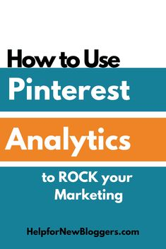 Interested in making the most of your Pinterest profile?Pinterest Analytics can help. Once you learn how to use Pinterest Analytics, it can be a huge boost to your traffic coming from Pinterest. Social Media Digital Marketing, Competitor Analysis, Pinterest For Business, Blogging For Beginners, Pinterest Marketing, 6 Years, Facebook, Profile, Buisness
