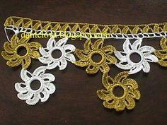 2018 Havlu Kenarı Modelleri 2018 Havlu Kenarı Modelleri 2018 havlu kenarı modelleri hanımlar tarafından en çok tercih edilen motiflerle dolu. Diğer yıllara göre daha mod... #havlukenarı #HavluKenarları Lace Making, Beautiful Crochet, Crochet Lace, Baby Knitting, Lace Trim, Diy And Crafts, Crochet Earrings, Embroidery, Handmade