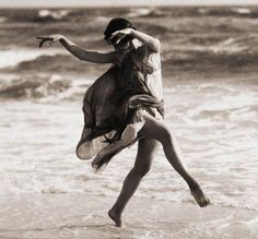 Isadora Duncan: Movements just like harmonies in music are not invented; they are discovered. #IsadoraDuncan #HumanNote