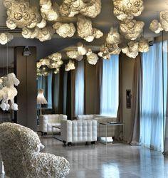 7 Maison Moschino Hotel Milan Lobby 1