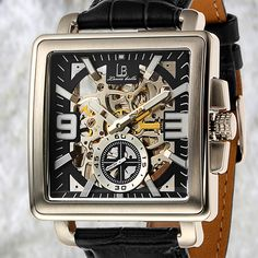 LOUIS BOLLE MAN,S SKELETON WATCH come and join listia it free to join earn points and buy stuff with your points and there is alot of stuff to see on listia to check it out