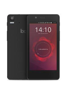 El nuevo Ubuntu Phone bq Aquaris E4.5 Ubuntu Edition, agotado rápidamente en su primera venta online.