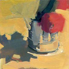 Lisa Daria's daily paintings - lush and fabulous