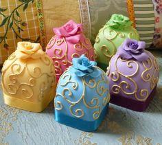 bright Mini Cakes