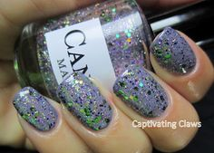 Zoya Caitlin and Candeo Colors Mallard