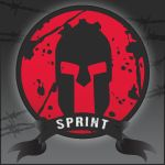 Spartan Sprint 5K (obstacle racing, about 1/4 as hard as Tough Mudder)