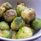 delicious brussel sprouts!