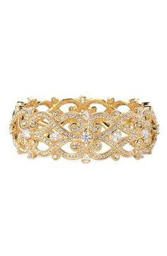 Free shipping and returns on Nadri 'Celtic Knot' Crystal Bangle at Nordstrom.com. An intricately cut bangle shimmers with hand-set crystals for a radiant, handcrafted piece.