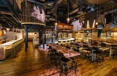 TOP CHEFS RESTAURANTS URBO IN MIDTOWN BY SAVELLI ARCHIPENCO  9 New and Noteworthy NYC  BELLA DONNA