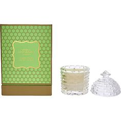 Linden Honey Luxury Scented Candle