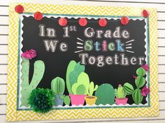 Need inspiration for your classroom decor this #TeacherTuesday? Check out this easy-to-make board with a super-positive message!