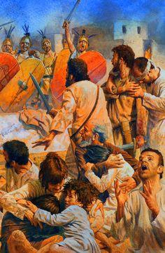 Street fighting, Carthage 146 bc