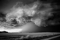 Photograph by Mitch Dobrowner Lake Poinsett, South Dakota