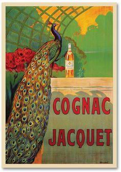 """Cognac Jacquet"" By Camille Bouchet Canvas Wall Art"