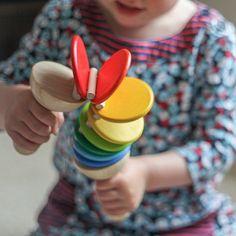 Plan Toys Clatter musical toy - £15.98 - Toyella