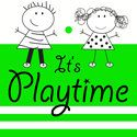 It's Playtime -- time to browse and share your play ideas! How did you play with your child this week?