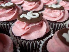 Sweet 16 Cupcakes- cute idea