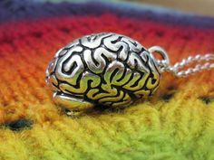 Hey, I found this really awesome Etsy listing at https://www.etsy.com/listing/220631686/brain-on-a-chain-neurodiversity-pride