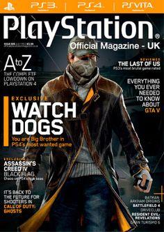 PlayStation Magazine Official UK - July 2013 #gaming #magazines