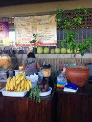 The freshest juice ever during our trip to Tegucigalpa. ExploreLocalUniverse.com