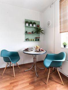 스칸디나비아 주방 by L'Essenziale Home Designs