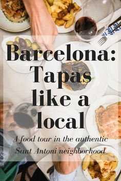 Discover the Secrets to Eating Like a Local in Barcelona on This Food Tour in Sant Antoni