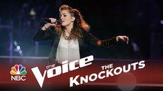 """The Voice 2014 Knockouts - Jean Kelley: """"Chandelier"""""""