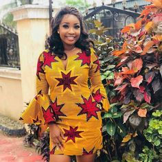 Latest Ankara Styles From Our Collections. Hello … Looking for cool ways to rock Ankara Styles here African Fashion Ankara, African Print Dresses, African Print Fashion, Africa Fashion, African Wear, African Dress, African Prints, African Style, African Design