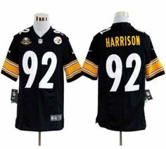 91737574de6 ... 43 Troy Polamalu 1933 Yellow Throwback Jersey Pittsburgh Steelers James  Harrison jersey,Pittsburgh Steelers 92 Black men Game With 80TH Patch ...
