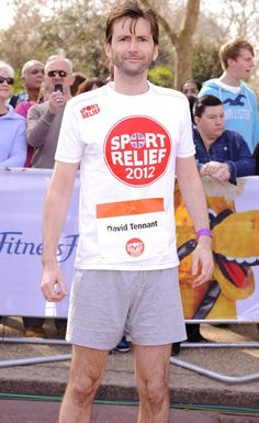 The Sport Relief Mile - 25 March 2012.