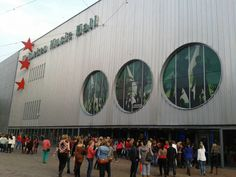 Heineken Music Hall in Amsterdam, Noord-Holland
