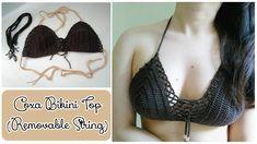 How to Crochet Coxa Bikini Top