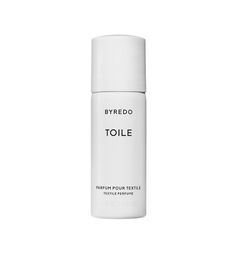Byredo freshens your fabrics with their new Toile scent.