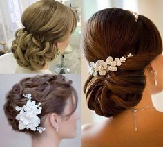 #Bride #Hair #Wedding